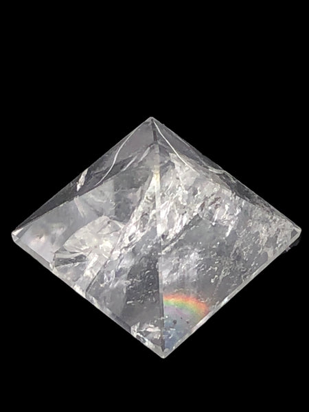 Pyramide en cristal - PYR5 - Amour mineral
