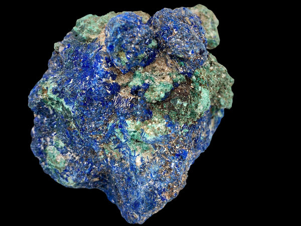 Azurite brute - Amour mineral