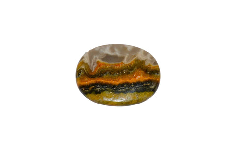 Jaspe Bumble Bee cabochon - Amour mineral
