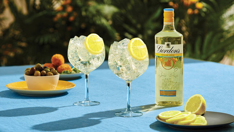 What Cocktail Drinks to Mix with Lemon Gin