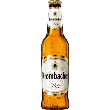 Krombacher Pils 12 x 500ml - Shop Mini Kegs