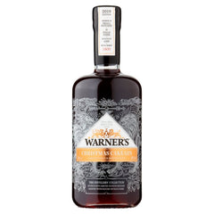 Warner's Christmas Cake Gin 70cl - Drink Station UK