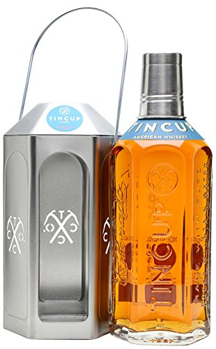Tin Cup Whiskey Lantern Pack 70 cl - Cheapest Drinks Online