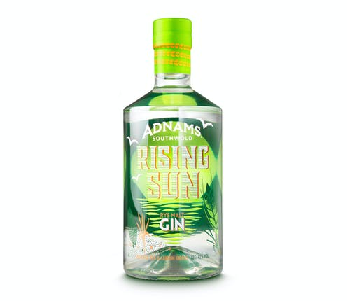 Adnams Rising Sun Gin 70cl - Cheapest Drinks Online