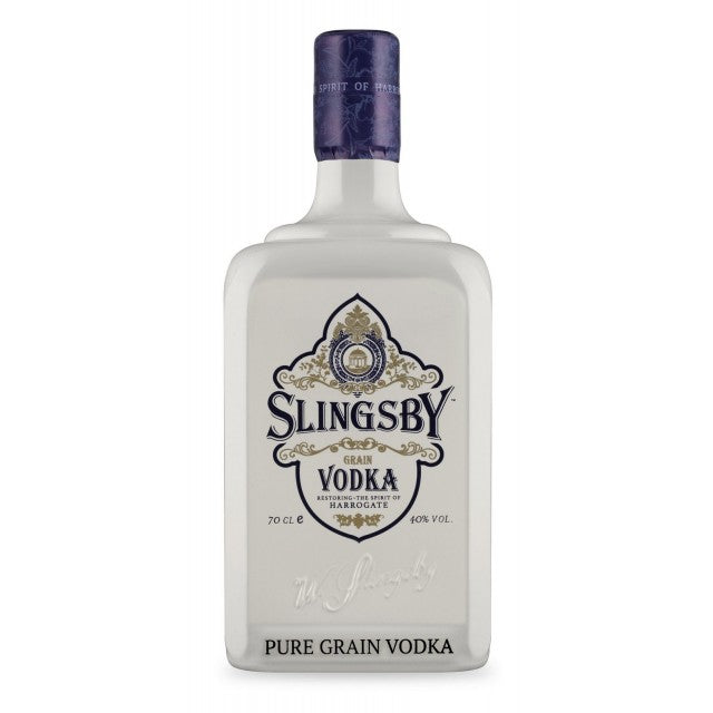 Slingsby Pure Grain Vodka 70cl - Cheapest Drinks Online