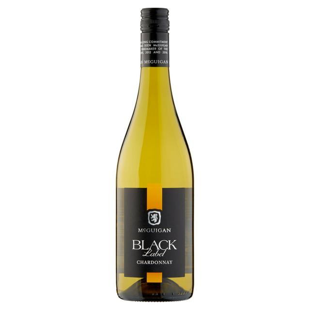 McGuigan Black Label Chardonnay 6x 75cl Case