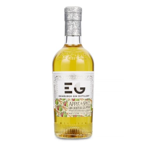 Edinburgh Gin Apple & Cinnamon Liqueur 50cl - Cheapest Drinks Online