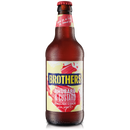 Brothers Rhubarb & Custard Cider 12 x 500ml case - Cheapest Drinks Online