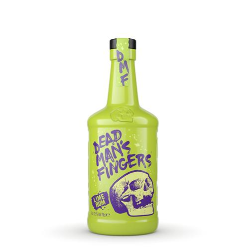 Dead Man's Fingers Lime Rum 70cl - Cheapest Drinks Online