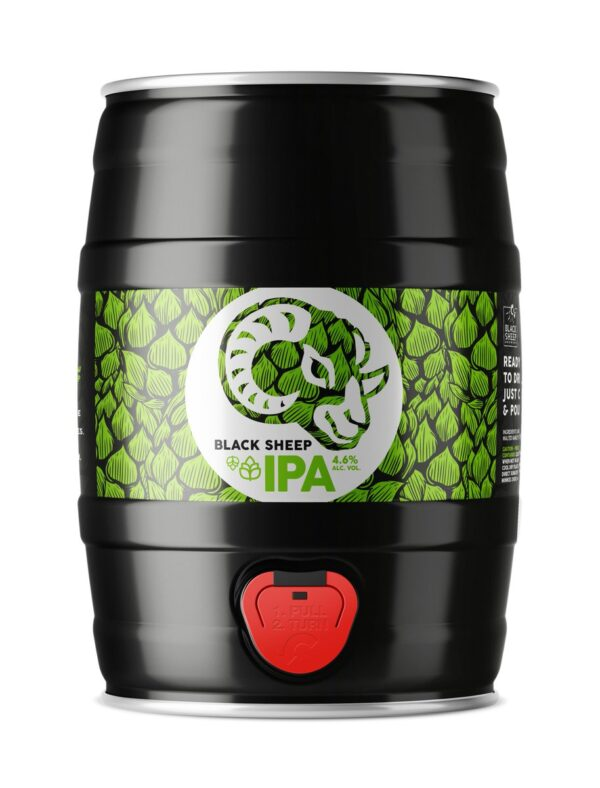 Black Sheep Ipa Mini Keg 5l - Cheapest Drinks Online