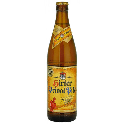 Hirter Privat Pils 500ml Bottle