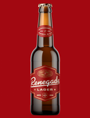 Renegade Lager 12 x 330ml