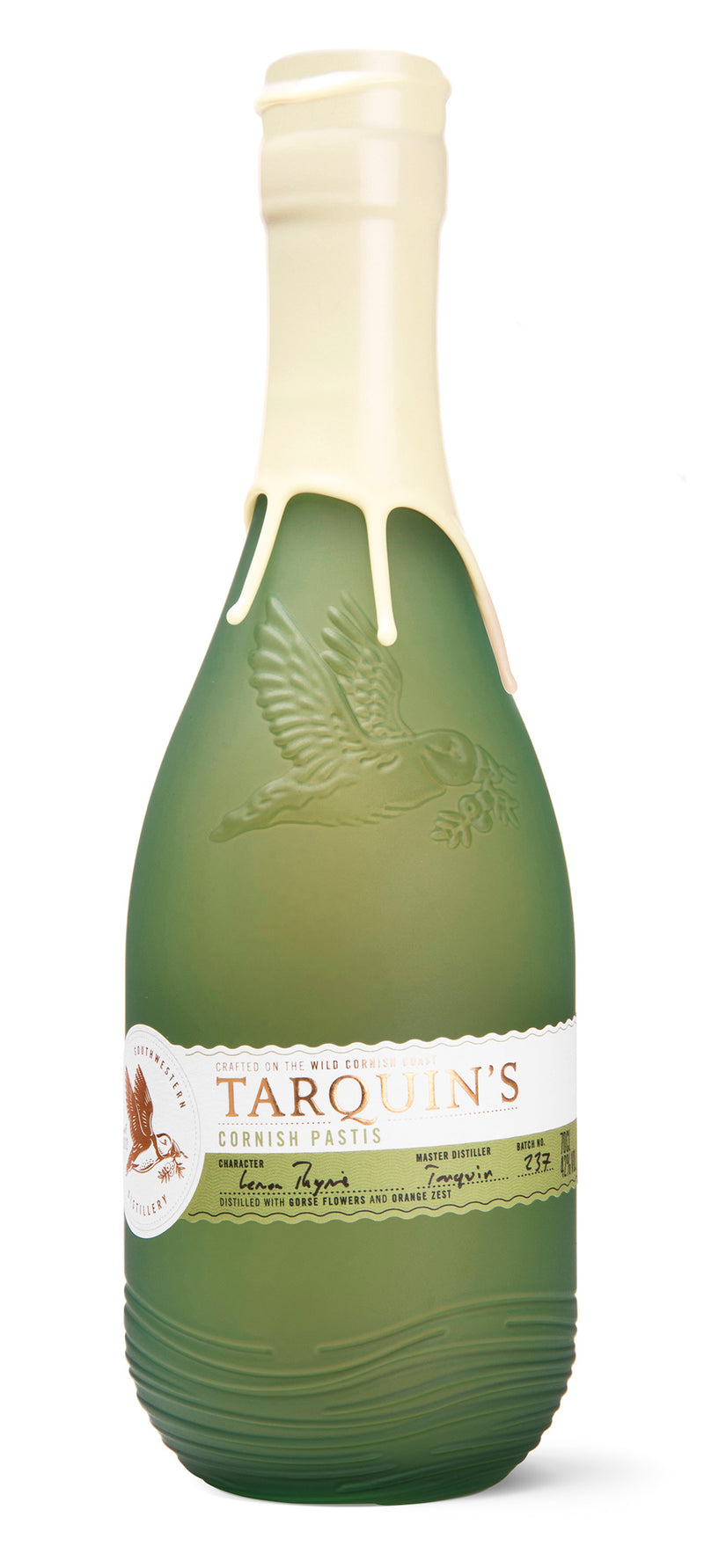 Tarquin's Cornish Pastis Limited Edition Gin 70 cl - Cheapest Drinks Online