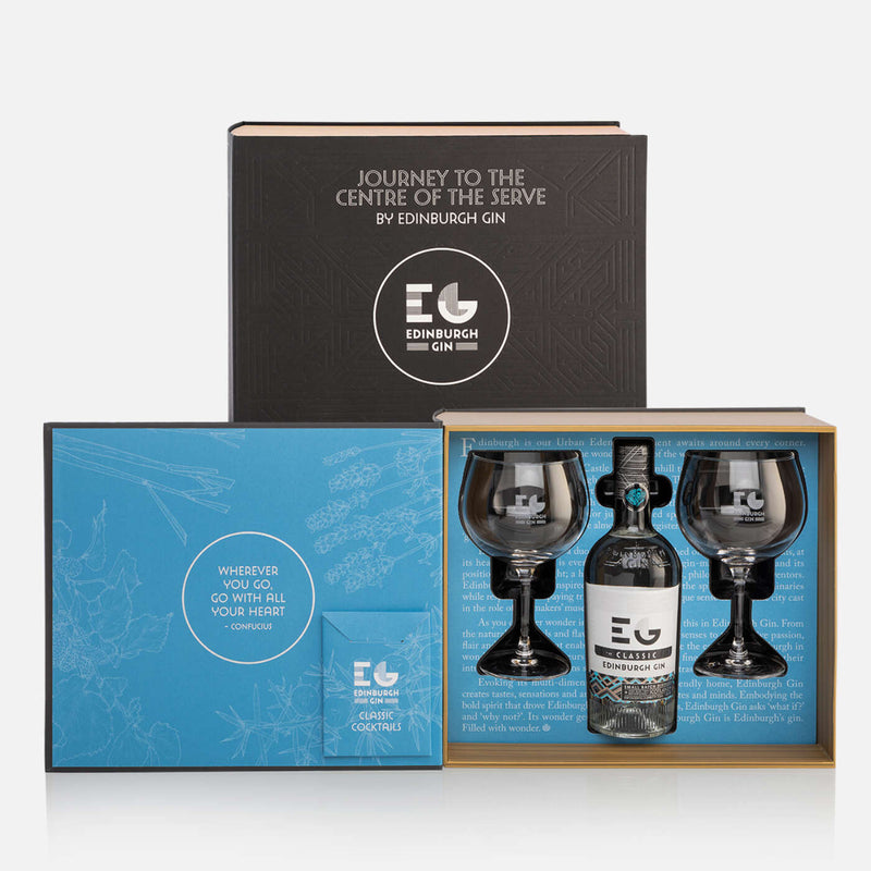 Journey To The Centre of the Serve by Edinburgh Gin - Shop Mini Kegs
