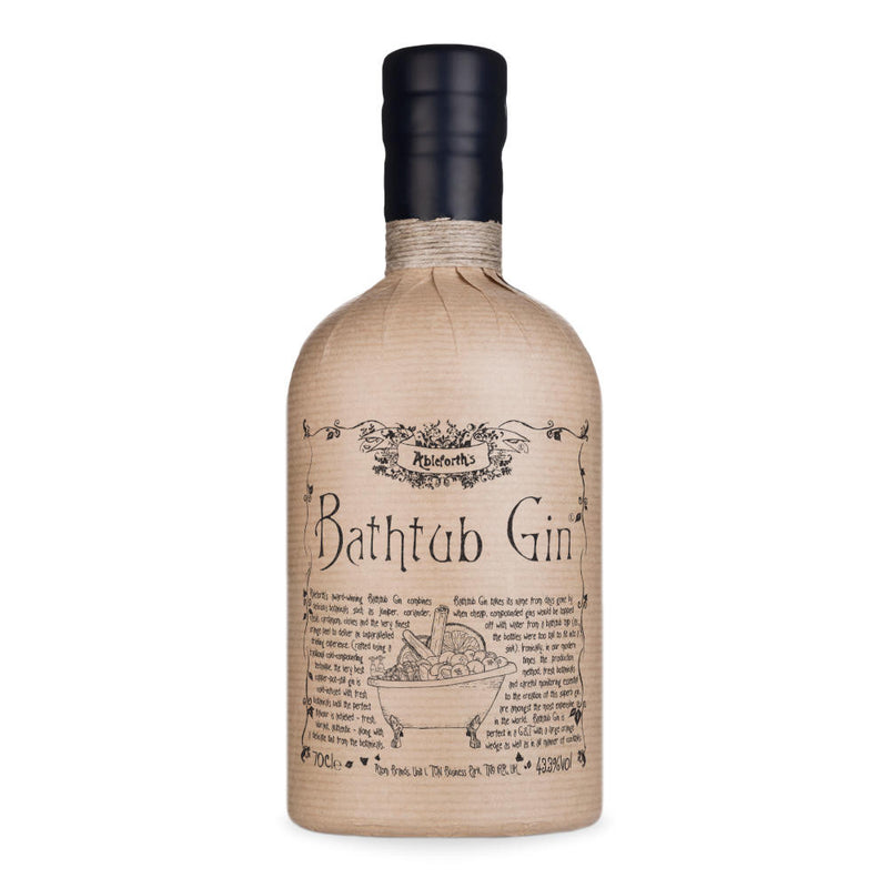 Ableforth's Bathtub Old Tom Gin 70cl - Cheapest Drinks Online