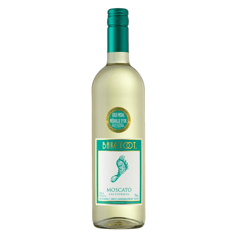 Barefoot Moscato 75cl - Cheapest Drinks Online