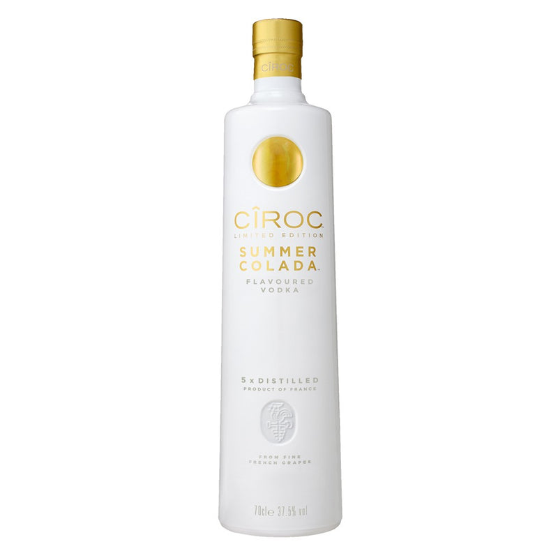 Ciroc Summer Colada Flavoured Vodka 70cl - Cheapest Drinks Online
