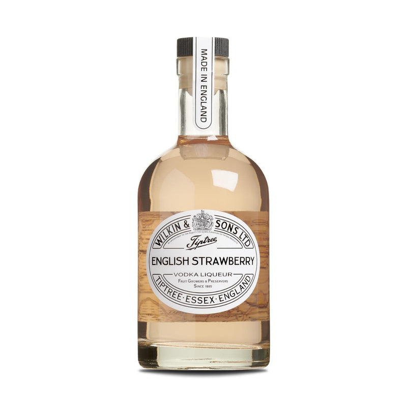 Tiptree English Strawberry Vodka Liqueur 70cl - Shop Mini Kegs