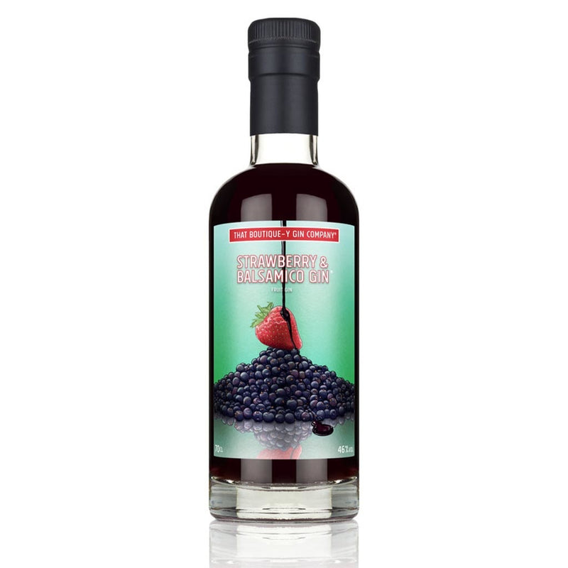 That Boutique-y Gin Company Strawberry & Balsamico Gin 70cl - Cheapest Drinks Online