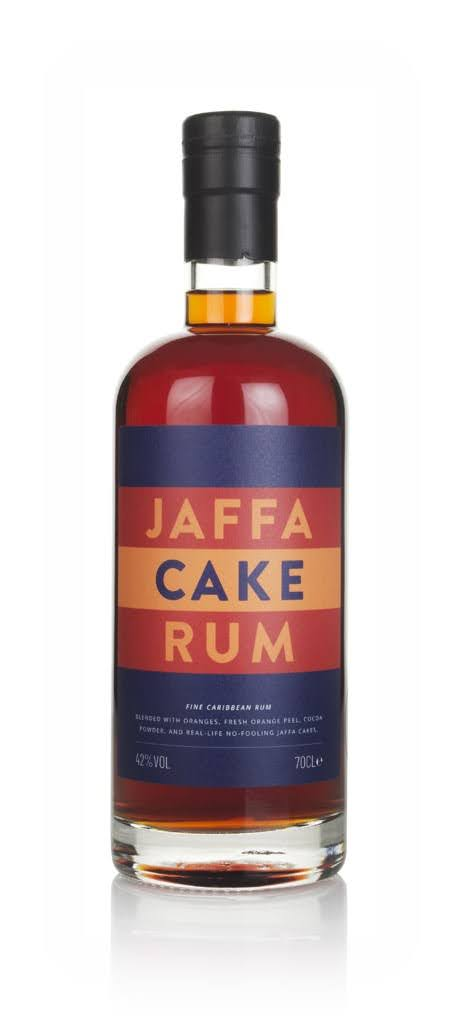 Jaffa Cake Rum 70cl - Cheapest Drinks Online