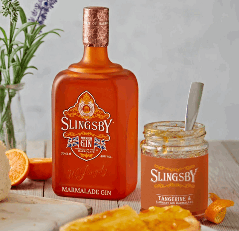 Slingsby Marmalade Gin 70cl - Cheapest Drinks Online