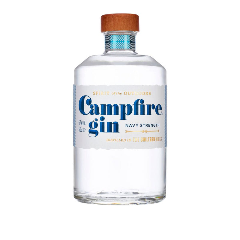 Campfire Gin Navy Strength 50cl - Cheapest Drinks Online