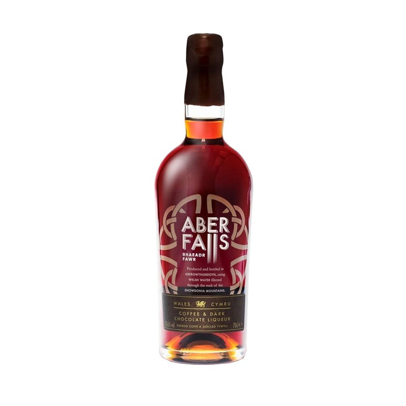 Aber Falls Coffee & Dark Chocolate Liqueur 70cl - Cheapest Drinks Online