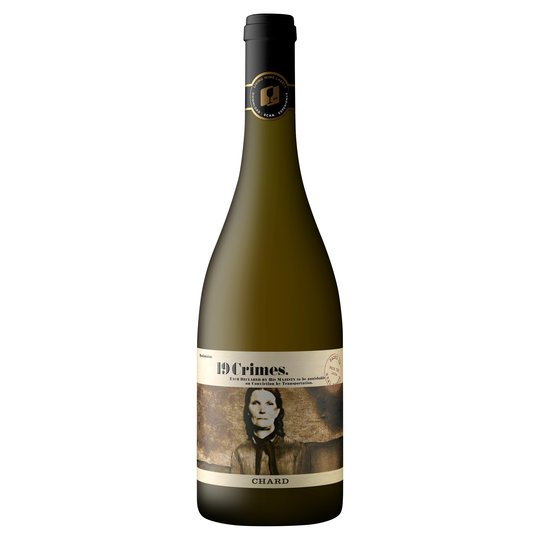 19 Crimes Chardonnay Wine 6 x 75cl Case - Cheapest Drinks Online