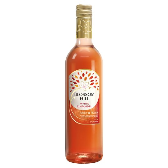 Blossom Hill White Zinfandel 75cl - Cheapest Drinks Online