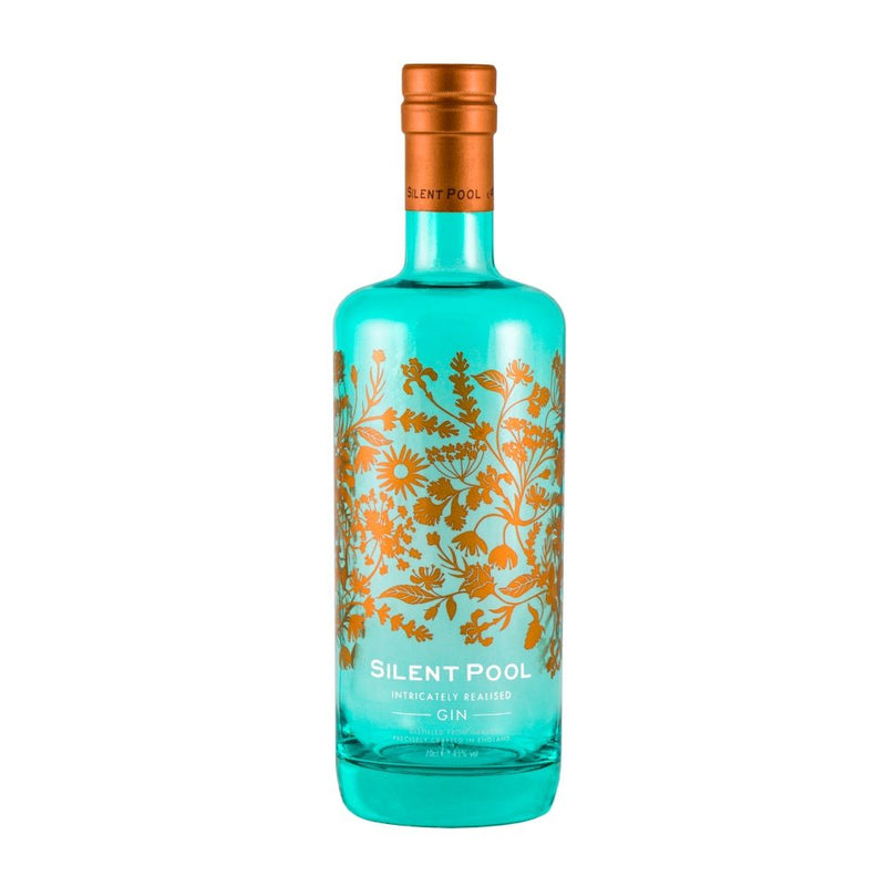 Silent Pool Surrey Hills Gin 70cl - Cheapest Drinks Online