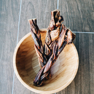 Braided Beef Tendons