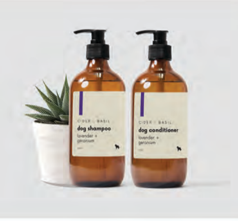 Lavender & Geranium Conditioner 500ml