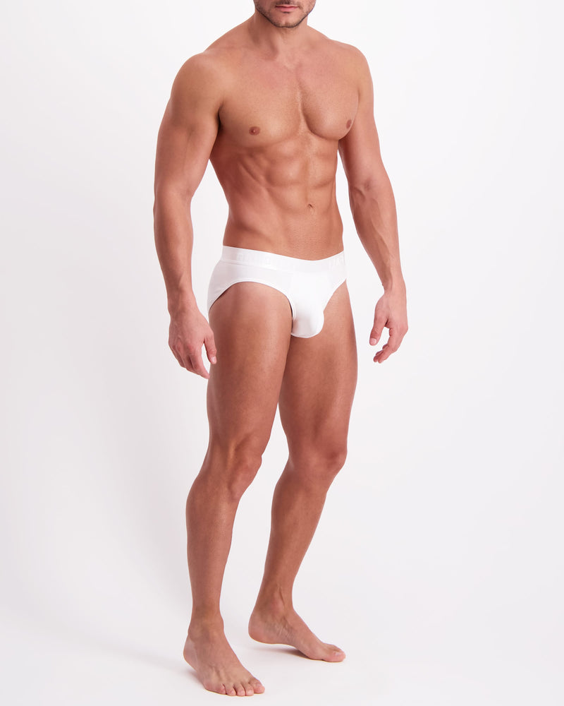 Brief (Triple White)