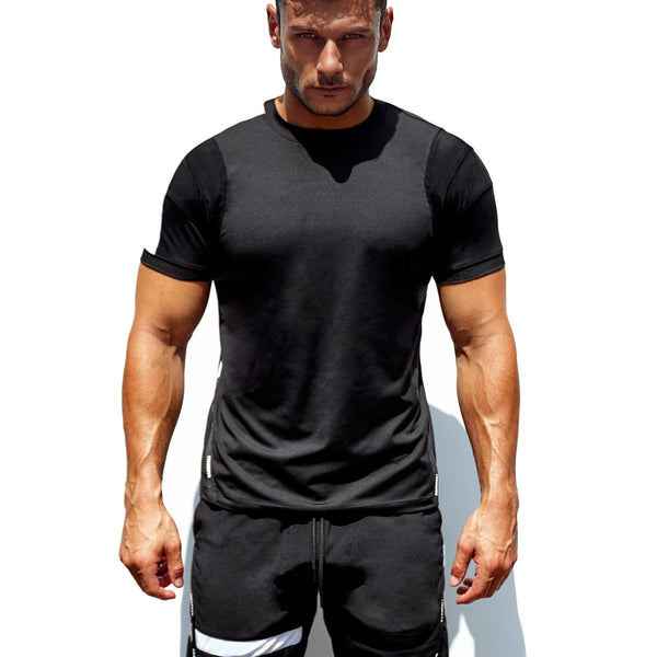 'Untrained' Athletic T-Shirt
