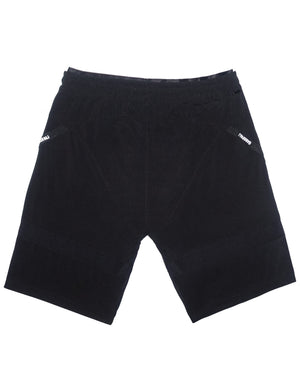8-Inch Athletic Short (Black/White)