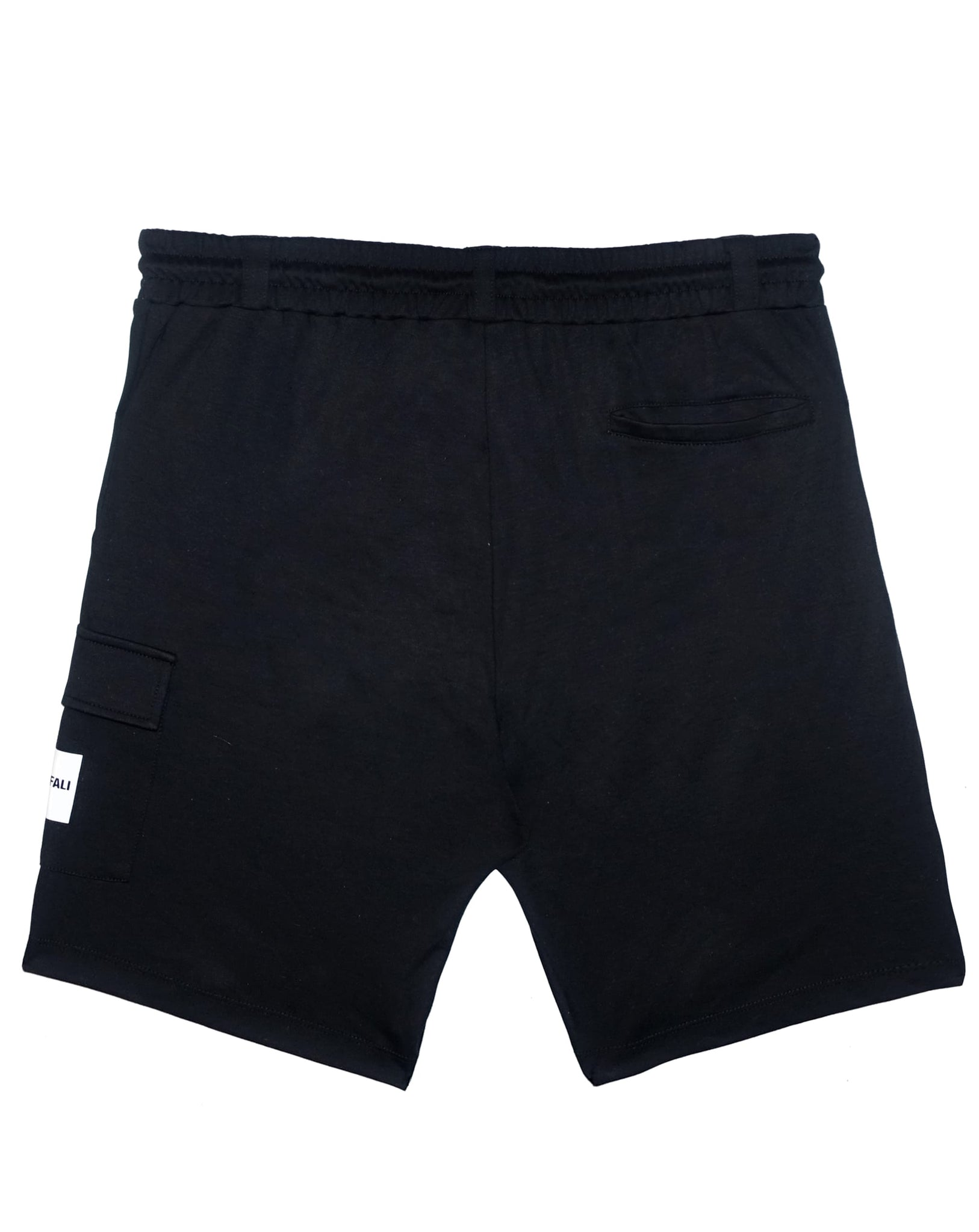 Square Logo Lifestyle Short