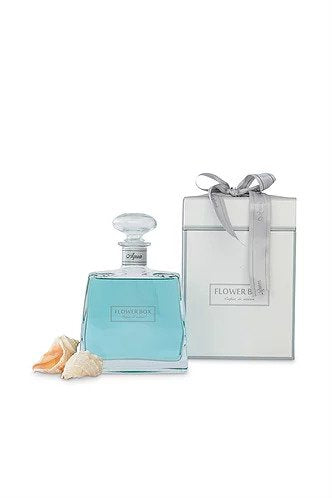 Flower Box Hallmark Diffuser 700ml - Aqua
