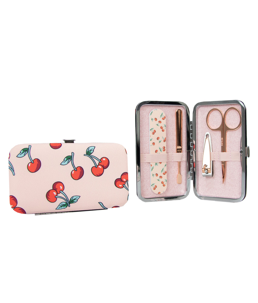 Manicure Purse Sweet Cherry