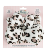 Little Darling Me Make-up Headband Leopard Print mini me