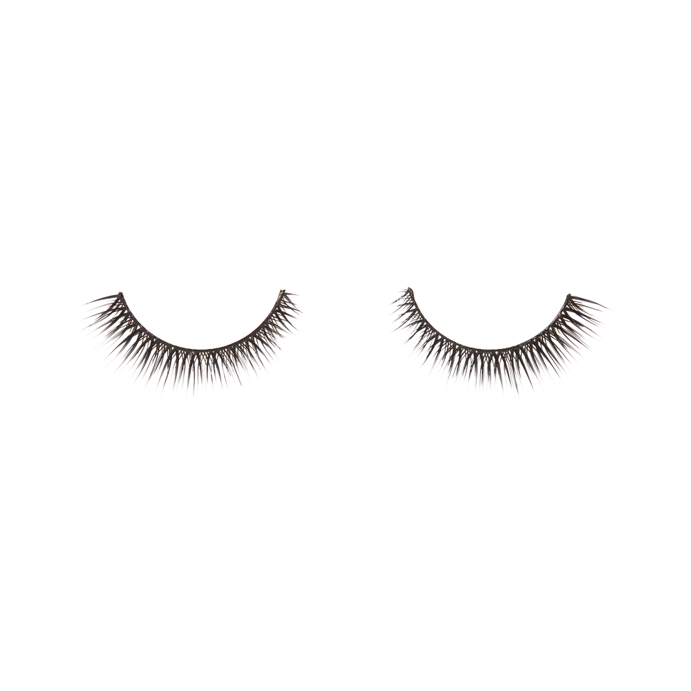 Nancy False Strip Lashes fleeky lashes