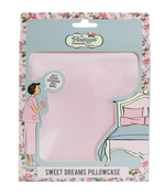 Sweet Dreams Pillowcase silk pink