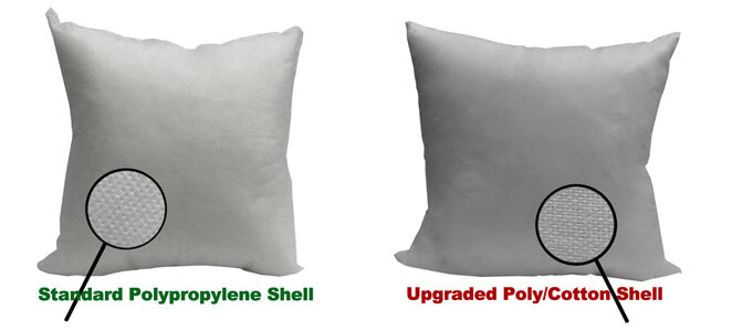Pillow Insert Shells