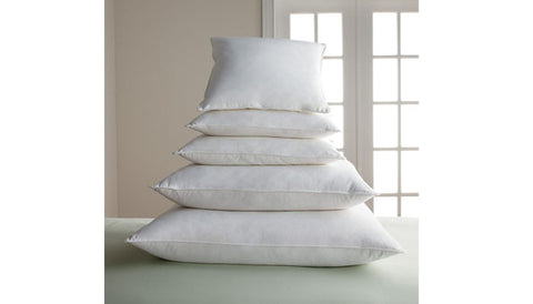 what size pillow form