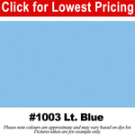 #1003 Light Blue Broadcloth (5 Yards)