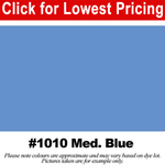 #1010 Medium Blue Broadcloth (5 Yards)