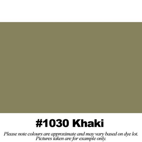 "#1030 Khaki Broadcloth (45"" Wide) - HomeTex.ca"