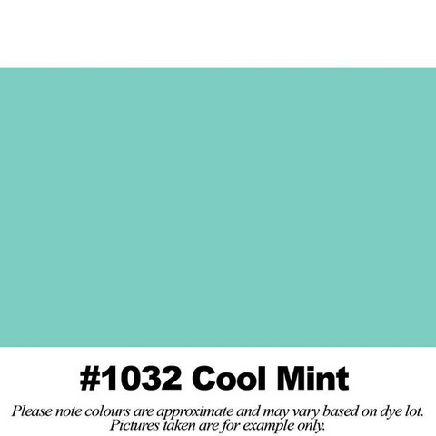 "#1032 Cool Mint Broadcloth (45"" Wide) - HomeTex.ca"
