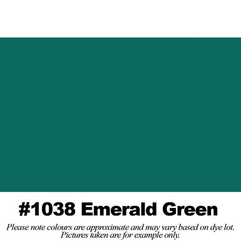 "#1038 Emerald Green Broadcloth (45"" Wide) - HomeTex.ca"
