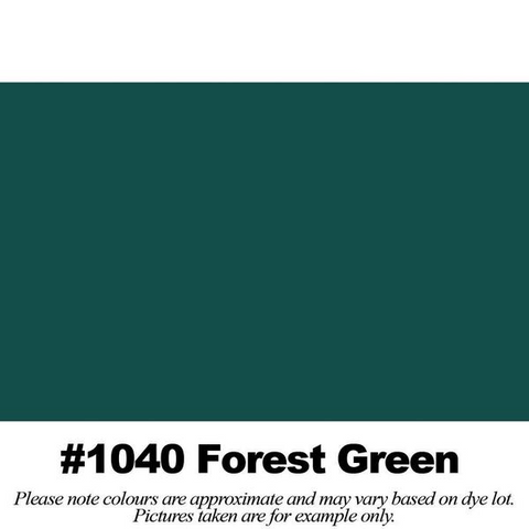 "#1040 Forest Green Broadcloth (45"" Wide) - HomeTex.ca"