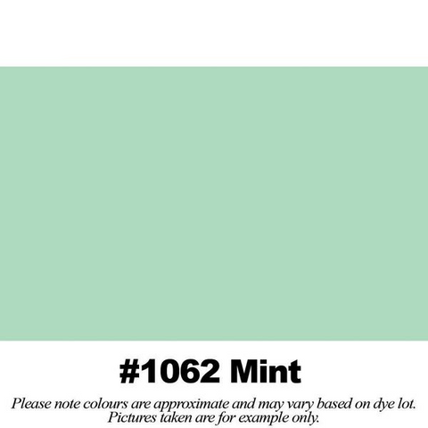 "#1062 Mint Broadcloth (45"" Wide) - HomeTex.ca"